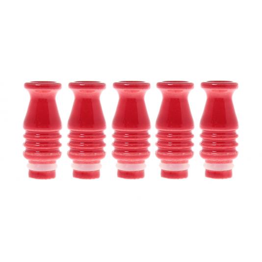 мундштук керамический ( drip tip 510 )