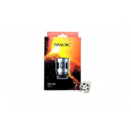 Сменный испаритель SMOK TFV8 V8-T10 0,12ohm (клон)