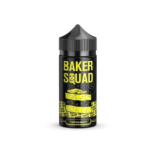 Baker squad Тирамису 100ml 70/30