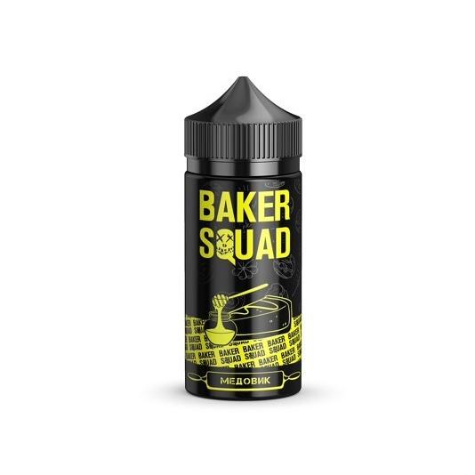 Baker squad Медовик 100ml 70/30