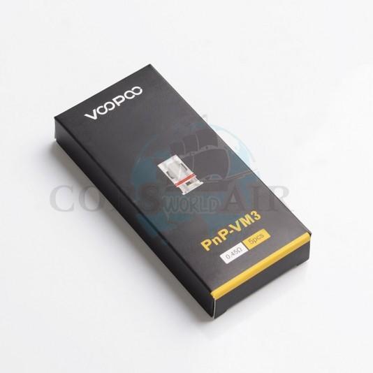 Сменный испаритель VOOPOO PnP-VM3 Mesh 0.45ohm